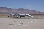 しかばねさんが、モハーヴェ空港で撮影したScaled Compositesの航空フォト(写真)