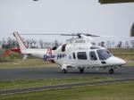 くーぺいさんが、喜界空港で撮影した鹿児島国際航空 A109E Powerの航空フォト(写真)