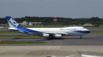 誘喜さんが、成田国際空港で撮影した日本貨物航空 747-481F/SCDの航空フォト(写真)