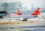 関西国際空港 - Kansai International Airport [KIX/RJBB]で撮影されたノースウエスト航空 - Northwest Airlines [NW/NWA]の航空機写真