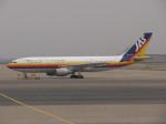 門っこさんが、羽田空港で撮影した日本エアシステム A300B4-2Cの航空フォト(写真)