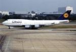 ドンムアン空港 - Don Muang Airport [DMK/VTBD]で撮影されたルフトハンザドイツ航空 - Lufthansa [LH/DLH]の航空機写真