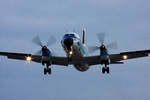 ひこうきぐもさんが、茨城空港で撮影した海上保安庁 YS-11A-200の航空フォト(写真)
