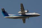 pinamaさんが、伊丹空港で撮影したANAウイングス DHC-8-314Q Dash 8の航空フォト(写真)