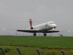 md87さんが、松本空港で撮影した日本航空 MD-87 (DC-9-87)の航空フォト(写真)