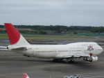 aoiaさんが、成田国際空港で撮影した日本航空 747-446の航空フォト(写真)
