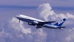 kamerajiijiさんが、羽田空港で撮影した全日空 767-281の航空フォト(写真)