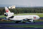 ATOMさんが、新千歳空港で撮影した日本航空 DC-10-40Dの航空フォト(写真)