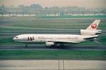 parurunさんが、羽田空港で撮影した日本航空 DC-10-40Dの航空フォト(写真)