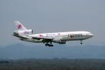 ATOMさんが、新千歳空港で撮影したJALウェイズ DC-10-40Iの航空フォト(写真)
