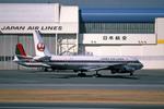 Gambardierさんが、羽田空港で撮影した日本航空 DC-8-32の航空フォト(写真)