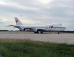 TRAVAIRさんが、下地島空港で撮影した日本航空 747-246Bの航空フォト(写真)