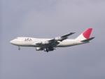 TRAVAIRさんが、成田国際空港で撮影した日本アジア航空 747-246Bの航空フォト(写真)