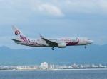 aquaさんが、関西国際空港で撮影した中国東方航空 737-89Pの航空フォト(写真)