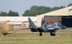 こじゆきさんが、フェアフォード空軍基地で撮影したポーランド空軍 MiG-29の航空フォト(写真)