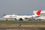 CASH FLOWさんが、成田国際空港で撮影した日本航空 747-446(BCF)の航空フォト(写真)