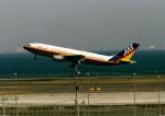 空の旅人さんが、羽田空港で撮影した日本エアシステム A300B2K-3Cの航空フォト(写真)