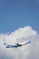mameshibaさんが、成田国際空港で撮影した日本貨物航空 747-481F/SCDの航空フォト(写真)