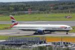 meijeanさんが、成田国際空港で撮影したブリティッシュ・エアウェイズ 777-36N/ERの航空フォト(写真)
