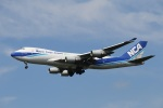 たみぃさんが、成田国際空港で撮影した日本貨物航空 747-4KZF/SCDの航空フォト(写真)
