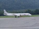 TRAVAIRさんが、ルガーノ空港で撮影したダーウィン・エアライン 2000の航空フォト(写真)
