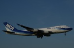 Chuo-Sobu-Riderさんが、成田国際空港で撮影した日本貨物航空 747-481F/SCDの航空フォト(写真)