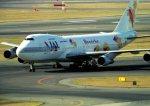 空の旅人さんが、羽田空港で撮影した日本航空 747-146の航空フォト(写真)