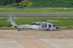 pringlesさんが、長崎空港で撮影したアメリカ海軍 MH-60S Knighthawk (S-70A)の航空フォト(写真)