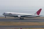 PINK_TEAM78さんが、羽田空港で撮影した日本航空 767-346の航空フォト(写真)