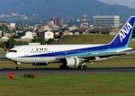 空の旅人さんが、名古屋飛行場で撮影した全日空 767-281の航空フォト(写真)