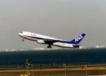 空の旅人さんが、羽田空港で撮影した全日空 767-281の航空フォト(写真)
