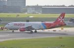 アムステルダム・スキポール国際空港 - Amsterdam Airport Schiphol [AMS/EHAM]で撮影されたエア・マルタ - Air Malta [KM/AMC]の航空機写真