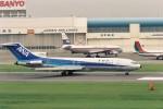 どらいすたーさんが、羽田空港で撮影した全日空 727-281/Advの航空フォト(写真)
