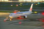 まいけるさんが、羽田空港で撮影した日本航空 767-346F/ERの航空フォト(写真)