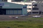 多楽さんが、仙台空港で撮影したアメリカ個人所有 Cessnaの航空フォト(写真)
