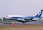 Jinemonさんが、伊丹空港で撮影した全日空 737-281/Advの航空フォト(写真)