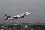 多楽さんが、仙台空港で撮影したスカイマーク 737-86Nの航空フォト(写真)