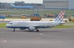 amagoさんが、アムステルダム・スキポール国際空港で撮影したクロアチア航空 A320-214の航空フォト(写真)