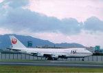 Jinemonさんが、伊丹空港で撮影した日本航空 747SR-46の航空フォト(写真)