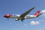utarou on NRTさんが、成田国際空港で撮影したエーデルワイス航空 A330-223の航空フォト(写真)