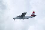 akira.oさんが、那覇空港で撮影した第一航空 BN-2B-20 Islanderの航空フォト(写真)