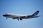 tsukatakuさんが、成田国際空港で撮影した日本貨物航空 747-281B(SF)の航空フォト(写真)