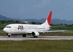 tsukatakuさんが、石垣空港で撮影した日本トランスオーシャン航空 737-4K5の航空フォト(写真)