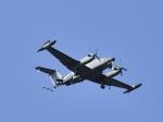 tomo@Germanyさんが、ベルリン・テーゲル空港で撮影したアメリカ陸軍 RC-12X Huron (A200CT)の航空フォト(写真)