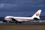 Gambardierさんが、伊丹空港で撮影した日本航空 747-246F/SCDの航空フォト(写真)