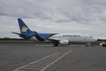ilv583さんが、イエローナイフ空港で撮影したカナディアン・ノース 737-36Qの航空フォト(写真)