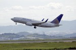 triton@blueさんが、岡山空港で撮影したユナイテッド航空 737-724の航空フォト(写真)