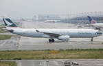 nicopichiさんが、関西国際空港で撮影したキャセイパシフィック航空 A330-343Xの航空フォト(写真)