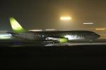 スターアライアンスKMJ H・Rさんが、熊本空港で撮影したソラシド エア 737-43Qの航空フォト(写真)