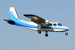Tomo-Papaさんが、調布飛行場で撮影した新中央航空 BN-2B-20 Islanderの航空フォト(写真)
